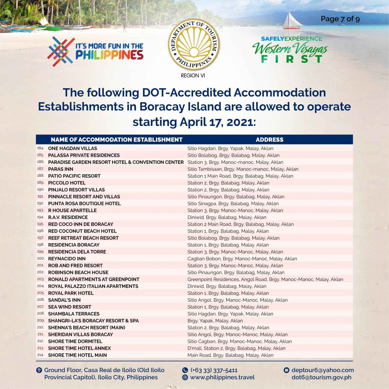 Dot Accredited