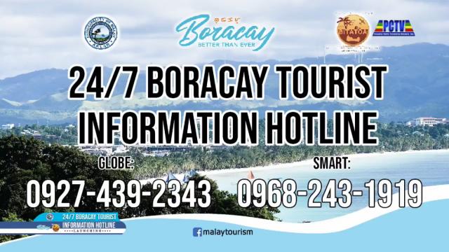 Boracay Tourist Information Hotline 24/7