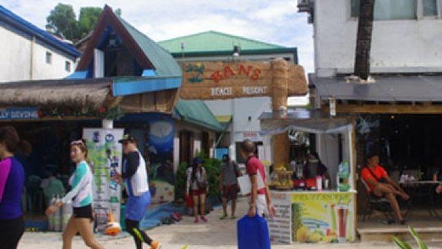 Bans Beach Resort