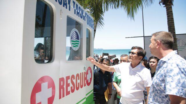 Boracay Fire Rescue Ambulance Volunteers