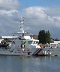 Philippine Coast Guard Auxiliary Rescue