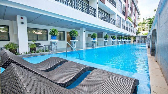 Commander Suites Hotel de Boracay