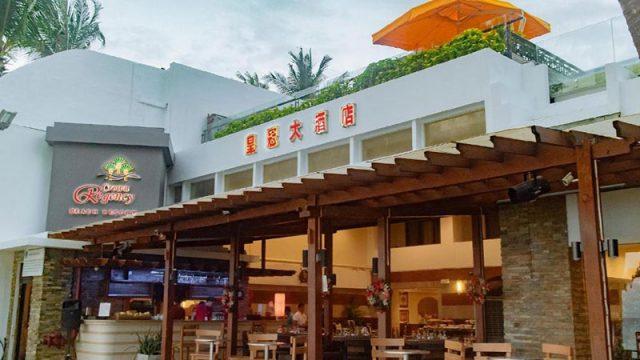 Crown Regency Beach Resort