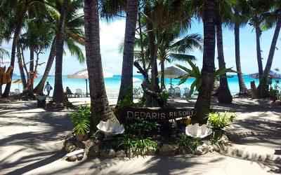 De Paris Beach Resort, Boracay